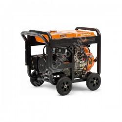 Generator motorina Daewoo DDAE 9000xE 230 V 7 kW