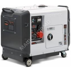 Generator motorina Daewoo DDAE 9000SSE-3 400 V 8.7 kW