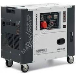 Generator motorina Daewoo DDAE 10000DSE-3 230 V 10 kW