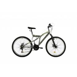 Bicicletă Kreativ 2643 gri