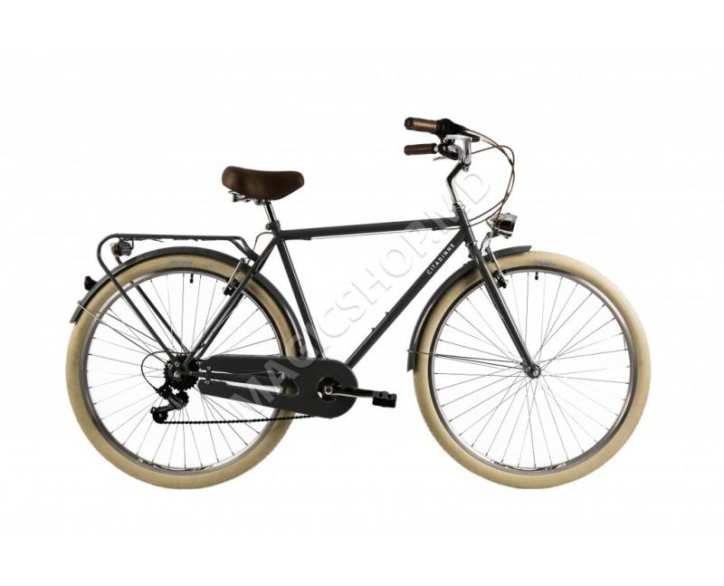 Bicicletă DHS 2833 gri