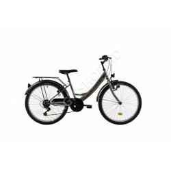 Bicicletă Kreativ 2414 gri