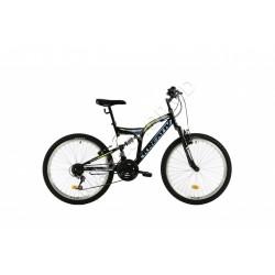 Bicicletă Kreativ 2441 negru