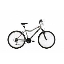 Bicicletă Kreativ 2604 gri intunecat