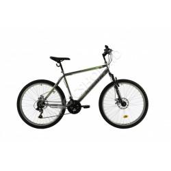 Bicicletă Kreativ 2605 argintiu
