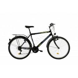 Bicicletă Kreativ 2613 negru