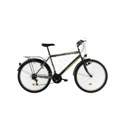 Bicicletă Kreativ 2613 gri