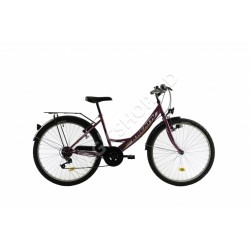 Bicicletă Kreativ 2614 violet