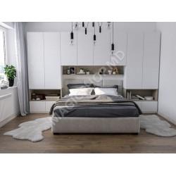 Set dormitor Indart PALLAS 1.6 x 2m