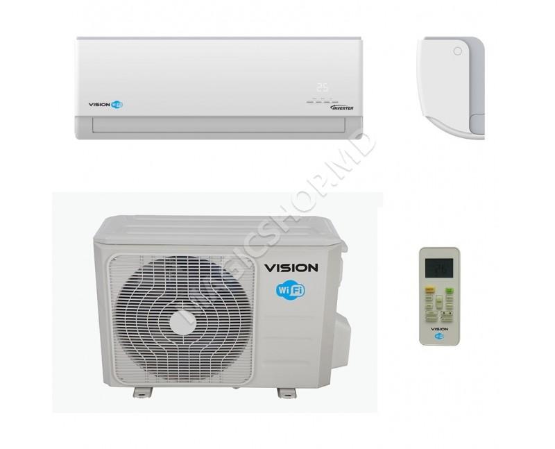 Aparat de aer conditionat Midea MSAEDU-24HRFN1-QRD0GW