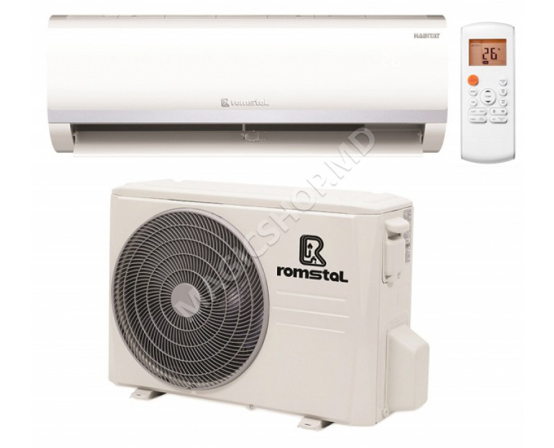 Aparat de aer conditionat ROMSTAL VISION MSAFDU-24HRFN8-QRD0GW