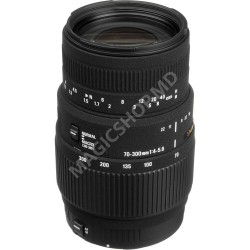 Obiectiv foto Sigma Teleobiectiv cu zoom Canon EF 70-300 mm