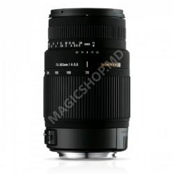 Obiectiv foto Sigma Teleobiectiv cu zoom Nikon F 70-300 mm
