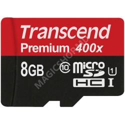 Card de memorie Transcend TS8GUSDU1 8GB