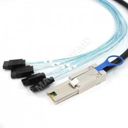 Cablu Intern Gembird SFF-8088 to 4x SATA