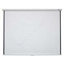 Tablă de priecție Tripod 180x180 cm