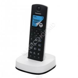 Telefon fără fir Panasonic KX-TGC310UC2 Negru/Alb