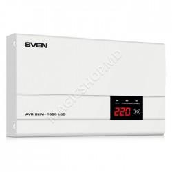 Stabilizator de tensiune SLIM AVR -1000 SVEN