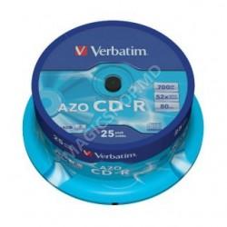 Disk-uri Verbatim 25 * 0.7 GB