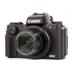 Cameră foto Canon PowerShot G5 X negru