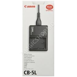 Încărcător de baterii Canon CB-5L