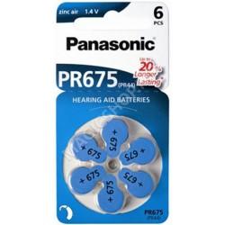Baterie Panasonic PR675