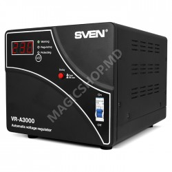 Stabilizator de tensiune VR- A3000 SVEN