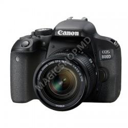 Cameră foto Canon EOS 800D Negru