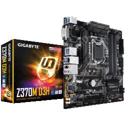 Placă de bază Gigabyte GA-Z370M D3H 1.0