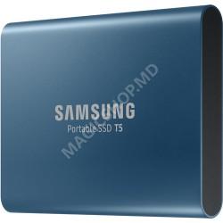 SSD extern Samsung MU-PA250B/WW 250GB albastru
