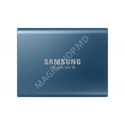 SSD extern Samsung MU-PA500B/WW 500GB albastru