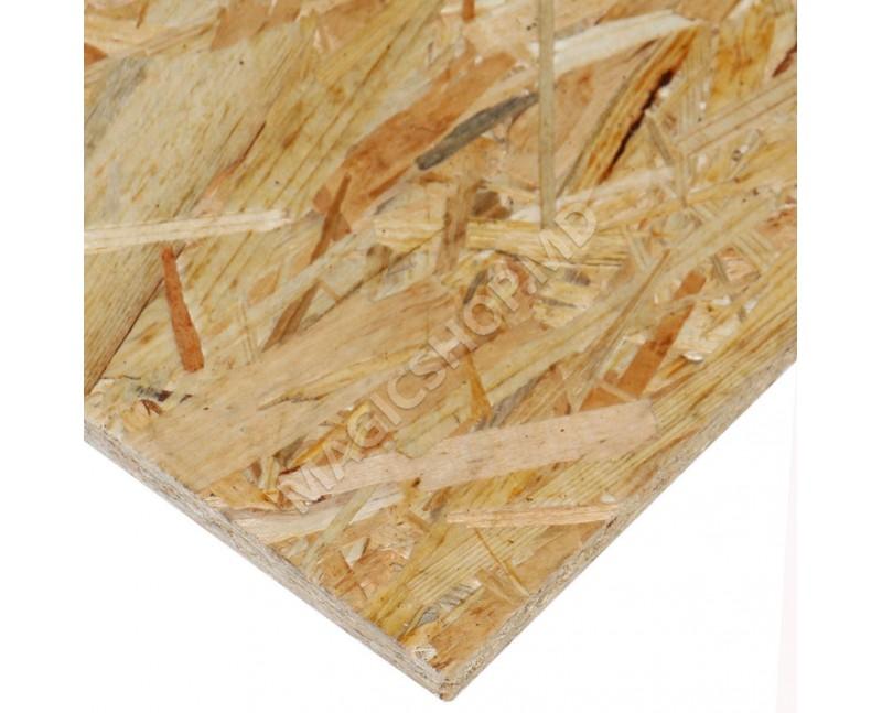 Placa lemnoasa OSB Egger 12 mm (2500x1250 mm)