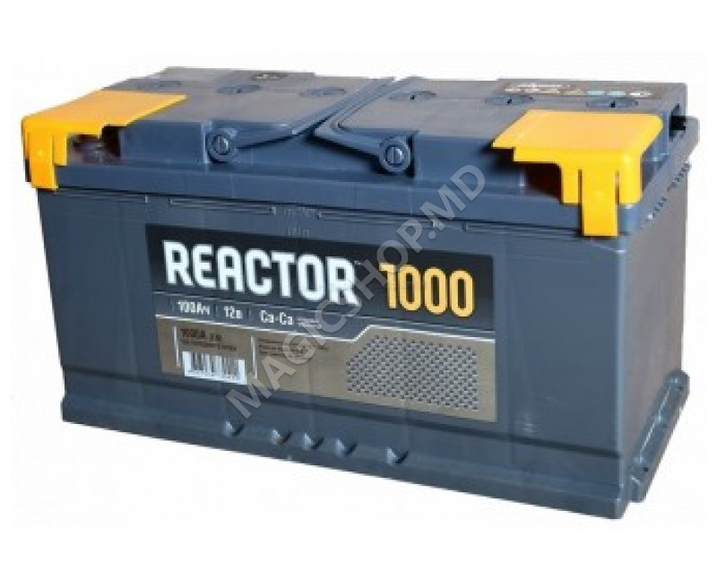 Acumulator AKOM 12V 100 Ah 1000 A (EN)