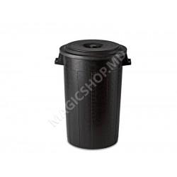 Container pentru deseuri 120 L negru