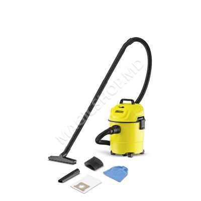 Aspirator multifunctional Karcher WD 1 CAR galben