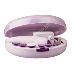 Set manichiură MAXWELL MW-2601 roz
