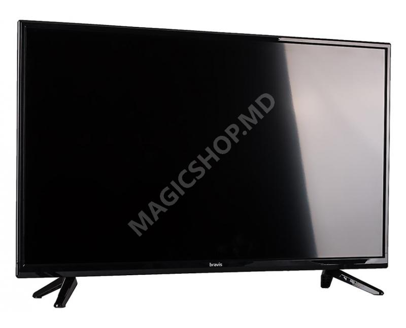 Televizor BRAVIS LED-32E2000 black Negru