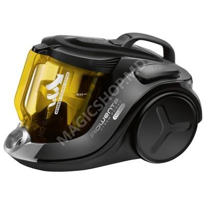 Aspirator container ROWENTA RO6984EA galben, negru