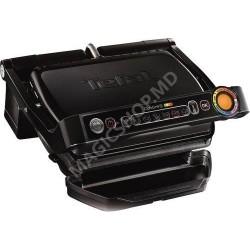 Grill TEFAL GC712834 inox, negru