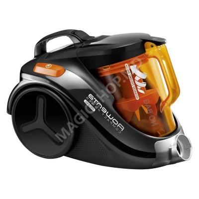 Aspirator container ROWENTA RO3753EA negru, portocaliu