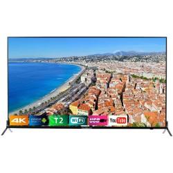 Televizor BRAVIS ELED-55Q5000 Smart + T2 black