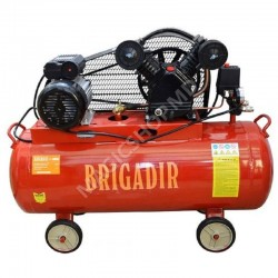Compresor Бригадир AC10041 rosu