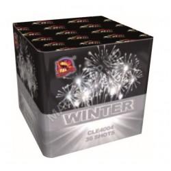 Baterie de artificii DMT WINTER CLE4004