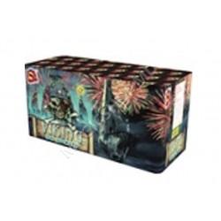 Baterie de artificii DMT VIKING CLE4108