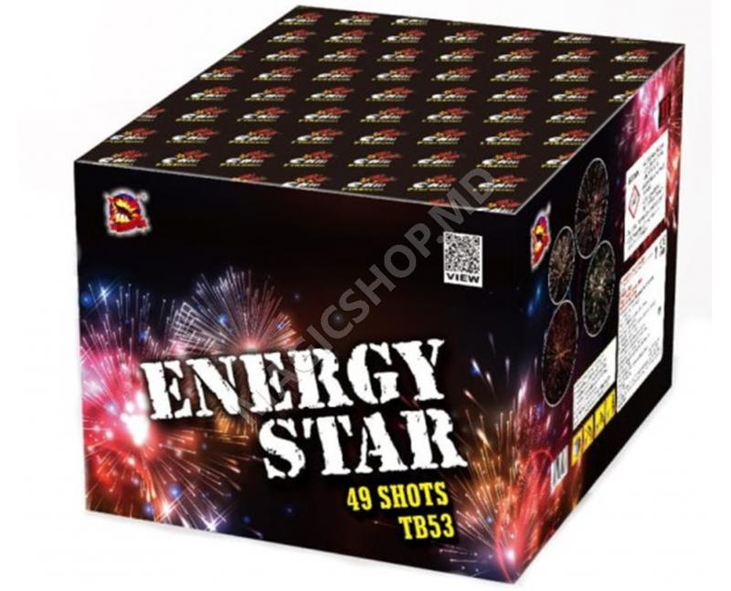 Baterie de artificii DMT TB53